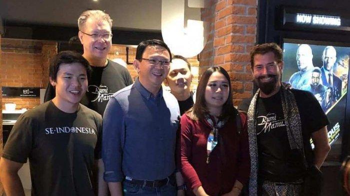 Video Istri Ahok BTP, Puput Nastiti & Nicholas Sean Saat Bersama, Cek Ekspresi Putra Veronica Tan