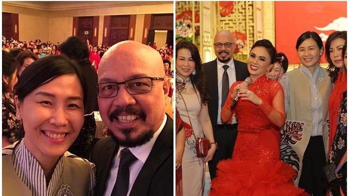 Ramai Ahok BTP dan Puput Nastiti Anak Nikah, Foto Bareng Veronica Tan dan Andy F Noya Jadi Perhatian