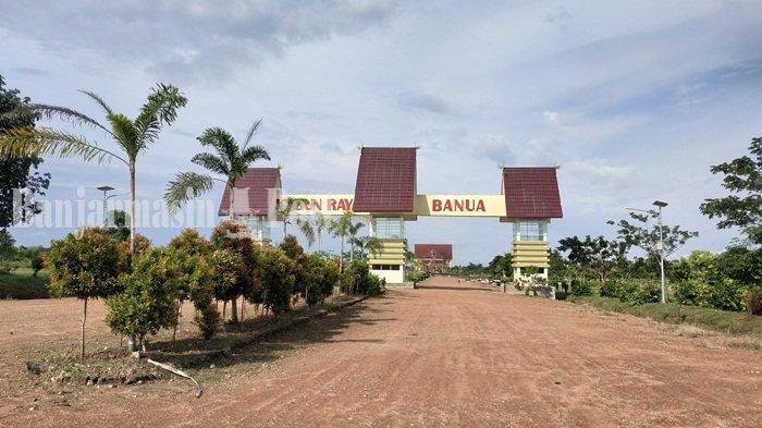 Ganti Rugi Lahan Perkantoran Pemprov Kalsel Belum Dipenuhi, Pihak Pemilik Lahan Ngadu ke DPRD Kalsel