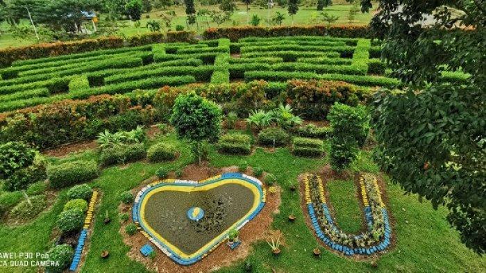 Jadi Objek Wisata di Banjarbaru, Pencanangan Pembangunan Kebun Raya Banua Berlangsung 2013