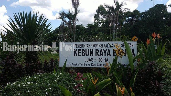 UPT KR Banua Siapkan Perda Tarif Gedung di  Kebun Raya Banua, Tambah Sektor PAD