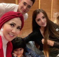 Perjodohan Verrell Bramasta dan Samantha Sepupu Zaskia Sungkar disentil Imbas Unggahan Venna Melinda