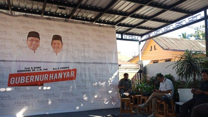 BREAKING NEWS - PSU Pilgub Kalsel 2020, Calon Gubernur Denny Indrayana Gelar Maulid Habsyi