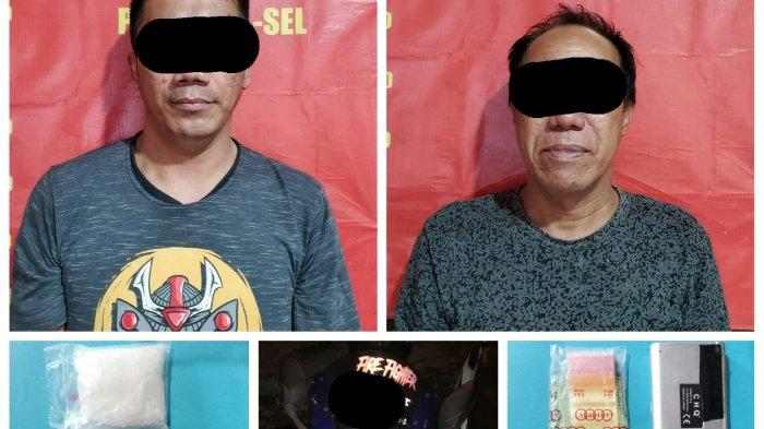 Narkoba Kalsel, Simpan Sabu di Celana Dalam, Warga Banjarbaru Diciduk Ditresnarkoba Polda Kalsel