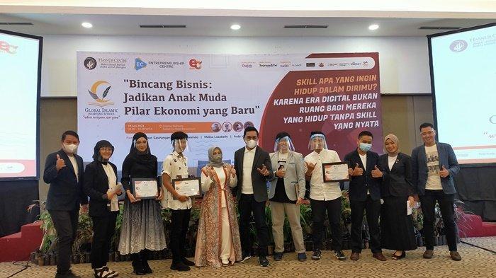 Dalam Bincang Bisnis Dibuka Pemenang Pilwali Banjarmasin, GIBS Sosialisasikan 3 Jurusan Baru