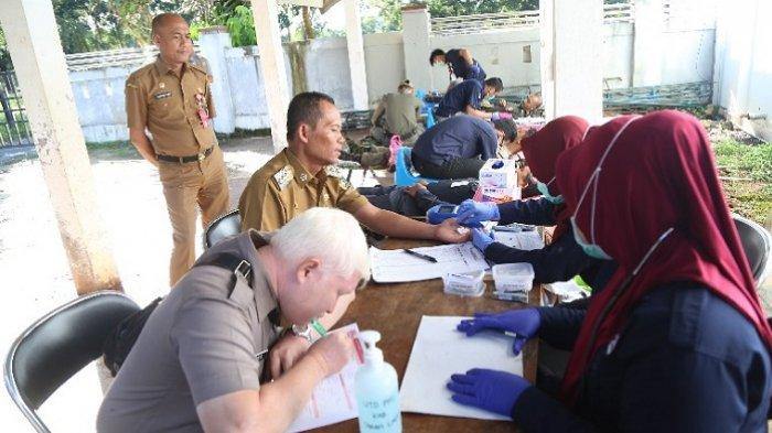 Stok Darah Menipis, PMI Tanahlaut Gencarkan Donor Darah Keliling
