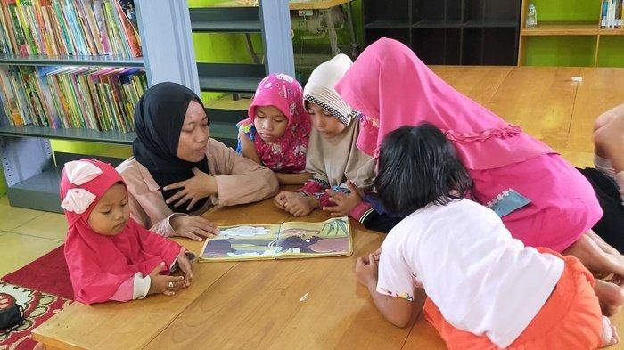 Selama Ramadhan, Pelayanan Perpustakaan Hanya Tiga Jam Saja, Ini Jam Operasionalnya