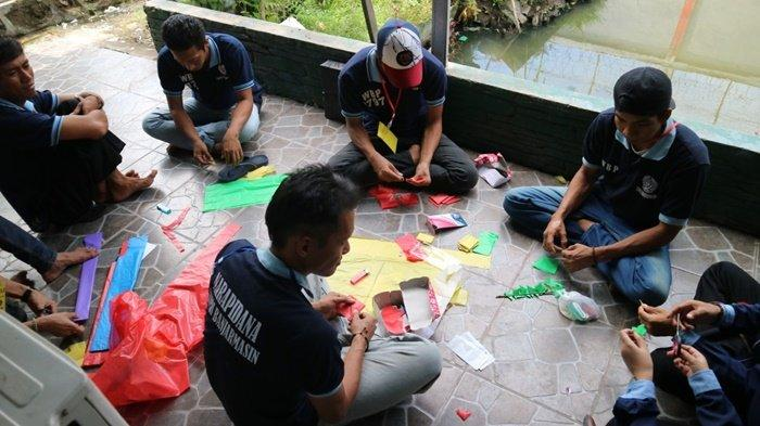 Kalselpedia: Ada Inovasi Lampau untuk Warga Binaan di Lapas Teluk Dalam Banjarmasin