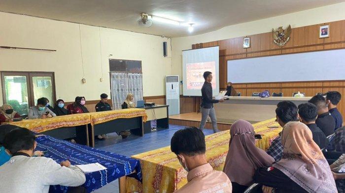Jalin Silaturahmi, DEMA FTK UIN Antasari Banjarmasin Gelar Konsolidasi Akbar