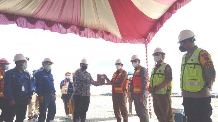 PT Sebuku Tanjung Coal Laksanakan Penghijauan, Begini Pesan Wabup Kotabaru