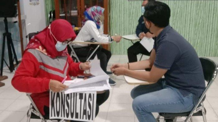 Deteksi dan Cegah Penyakit Tidak Menular, Dinkes Kabupaten Kapuas Gelar Posbindu PTM