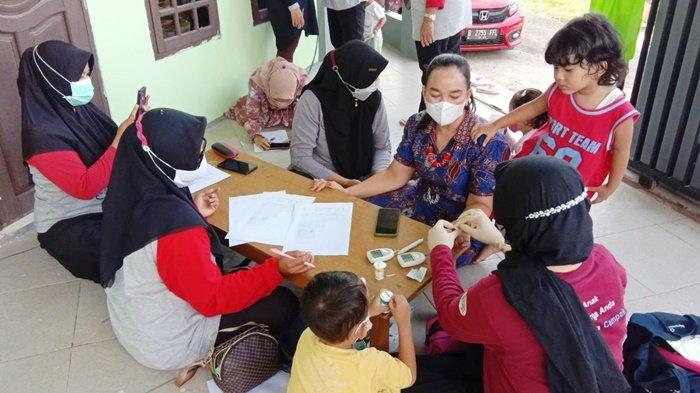 Masa Pandemi, Posyandu Binaan TPI Tetap Dukung Pemenuhan Gizi Bayi dan Balita
