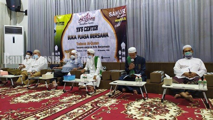 Program Ramadan YN'S Center Dapat Apresiasi dari Tokoh Agama Banjarmasin Barat