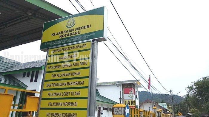 Korupsi Kalsel, Terdakwa Kasus Proyek Pasar di Kotabaru Ini Masuk Lapas Banjarbaru
