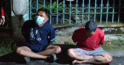Sebelum Ditangkap, Polisi Kejar-Kejaran dengan Kurir Sabu