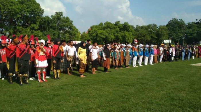 26 Peserta Ikuti Kejuaraan Drumband Paman Birin Cup, Pertama Dilaksanakan di Luar Banjarmasin