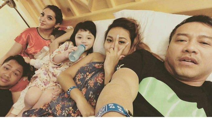 Keluarga Ashanty dan Anang Hermansyah 'Ngemper' Saat di Singapura, Foto Karyawannya Ungkap Hal Ini