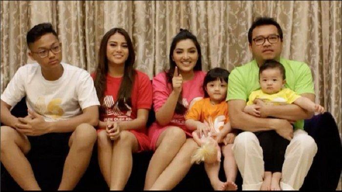 Pertentangan Ashanty dan Anang Hermansyah Soal Liburan Bersama Krisdayanti dan Raul Lemos