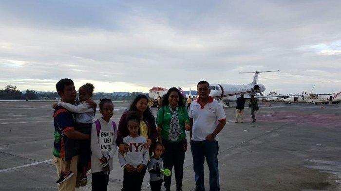 Inilah Sosok-sosok Keluarga Boaz dari Papua yang Diberangkatkan ke Thailand