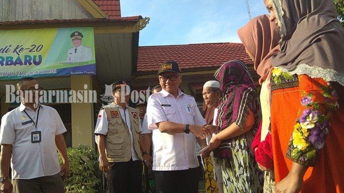 Keluarga Kelima Korban Longsor Pumpung Cempaka Diberi Bantuan, Ini Dia Harapan istri Almarhum Noval