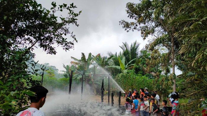 Kebakaran Kalsel, Rumah Kai Amat di Kandangan HSS Sudah Dua Kali Terbakar