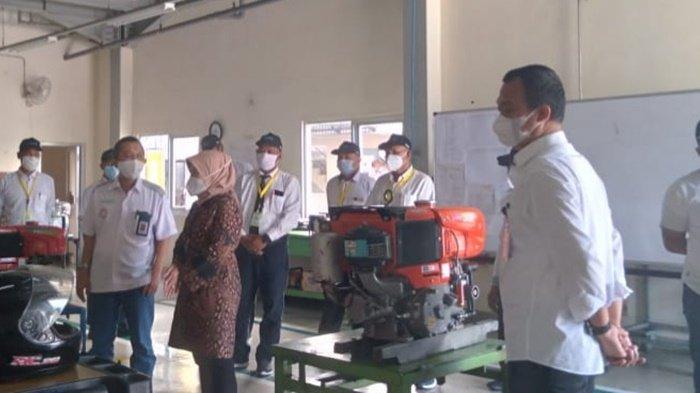BLK Palangkaraya Ikuti Pelatihan Teknisi Pertanian