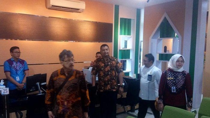Baru Diresmikan Bupati Khalilurrahman, MPP Barokah Banjar Dikunjungi Tim Kemenpan RB