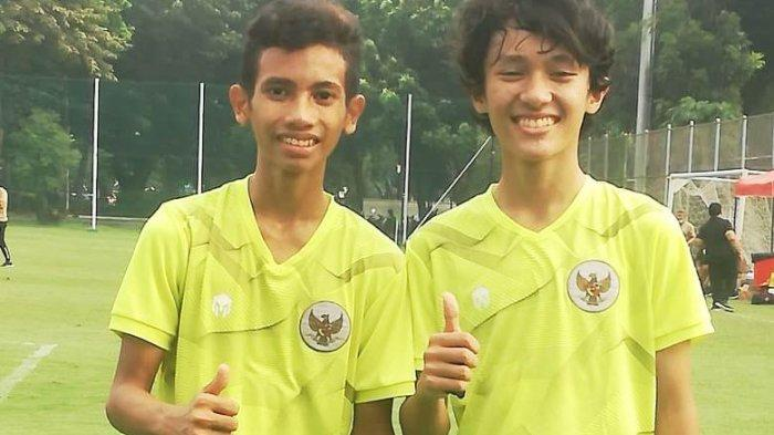 Ikut Seleksi Timnas U16, Pesepakbola Muda Kalsel Bangga Bertemu Pemain Berbakat se Indonesia