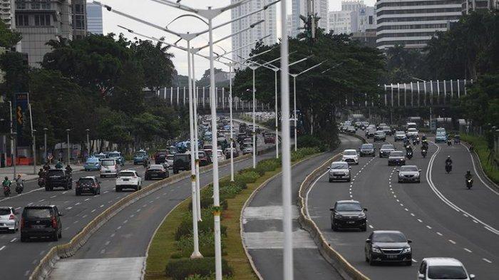 Ada Suara Dentuman Misterius di Jakarta, Terdengar 2 Kali dan Bergetar, Ini Kata BMKG