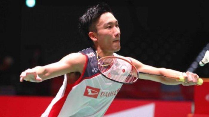 Kento Momota Merasakan Tertekan Besar saat Menapaki Juara di Japan Open 2019