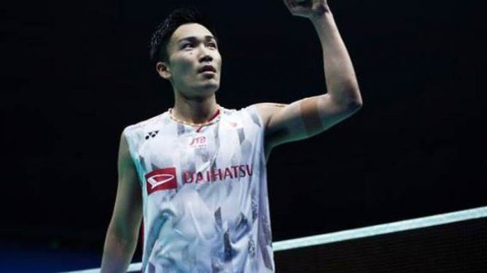 LIVE TVRI! Cara Live Streaming Final Piala Sudirman 2019 China vs Jepang, Kento Momota vs Chen Long