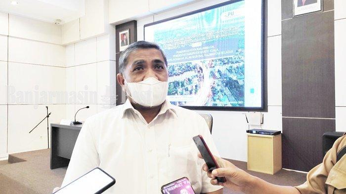 Kepala Balai Besar Pelaksana Jalan Nasional (BBPJN) XI Banjarmasin, Sauqi Kamal.