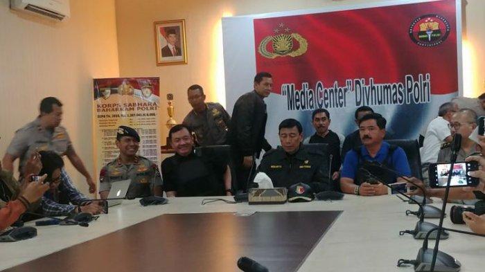 Setelah Operasi Serbuan, 10 Sisa Napi Teroris di Mako Brimob Akhirnya Menyerah