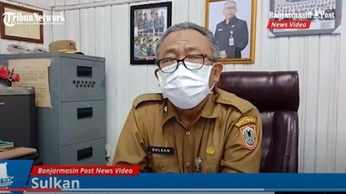 Kepala Badan Kepegawaian Daerah Provinsi Kalimantan Selatan (BKD Kalsel), Sulkan, Senin (26/7/2021).