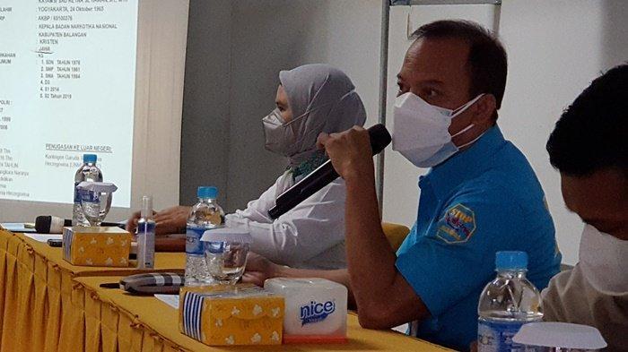 BNNK Tanahlaut Bersama Pemkab Tala Komitmen Berantas Jaringan Narkoba