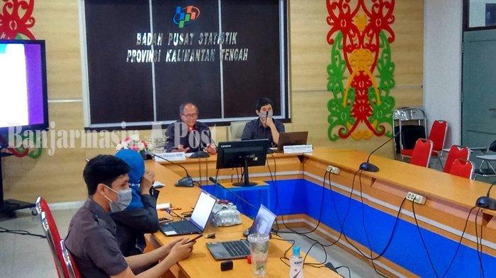 Data BPS Kalteng, Penduduk Miskin Naik pada September 2020