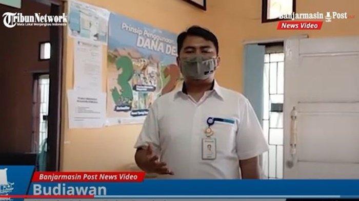 Kepala Cabang Bulog Barabai, Budiawan, menjelaskan, di Kabupaten Hulu Sungai Tengah (HST) ada 17.567 penerima beras bantuan PPKM, Rabu (21/7/2021).