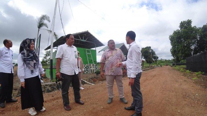 Areal Penanaman di Rangkaian HPN Disiapkan di MH2T Banjarbaru, Paman Birin Mendukung Penuh
