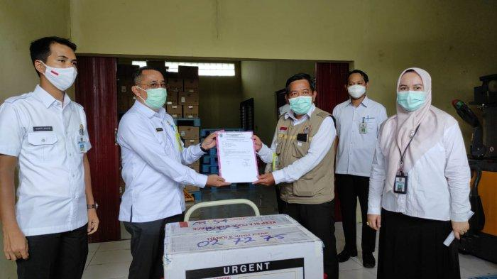 Setelah Nakes, Giliran TNI, Polri dan Wartawan Bakal Jadi Sasaran Vaksinasi Covid 19 di Tabalong