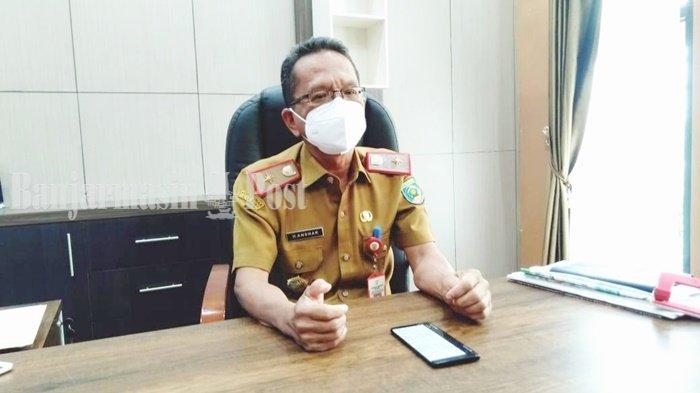 Dinas Ketahanan Pangan Kabupaten Balangan Pastikan Stok Bahan Pokok Aman