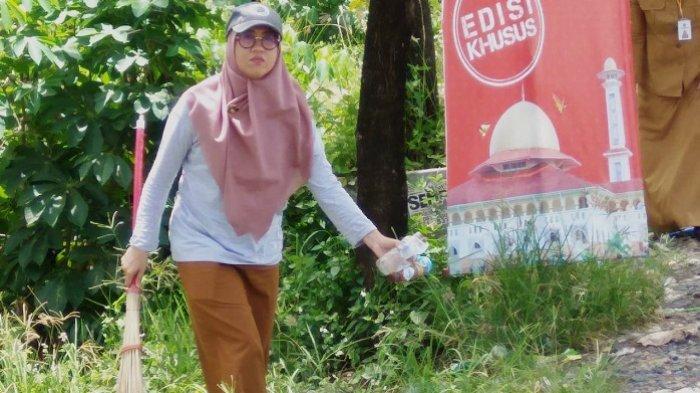 Pasca Haul Guru Sekumpul, Sampah Terkumpul 500 Ton dikirim ke TPA Regional Banjarbakula