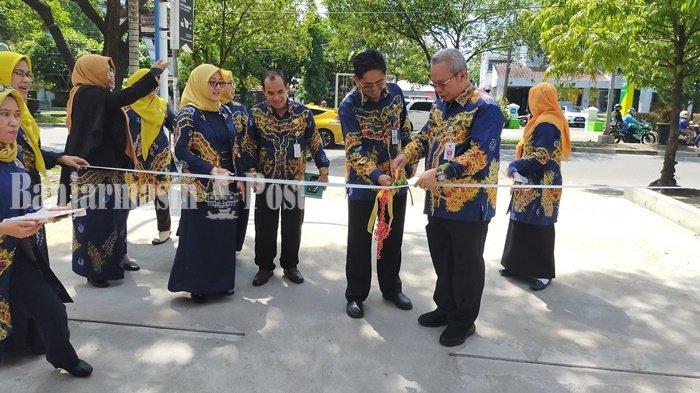 Renovasi SMKN 4 Banjarmasin Kalimantan Selatan Gunakan Dana dari APBN