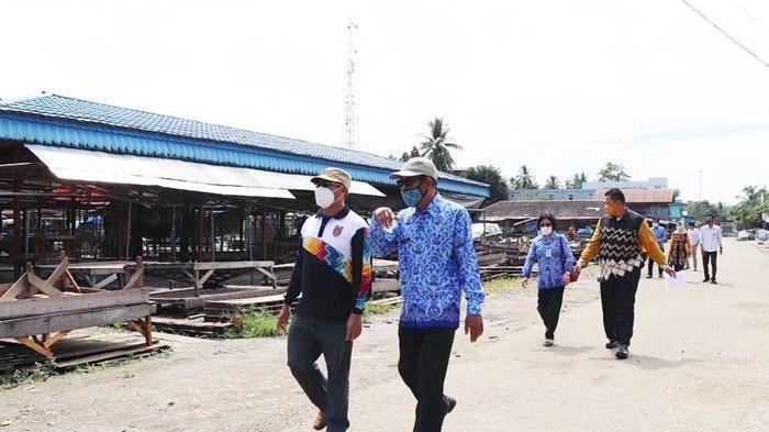 72 Pasar Tradisional di Kalsel Sudah Selesai Direvitalisasi Antara Tahun 2016-2019