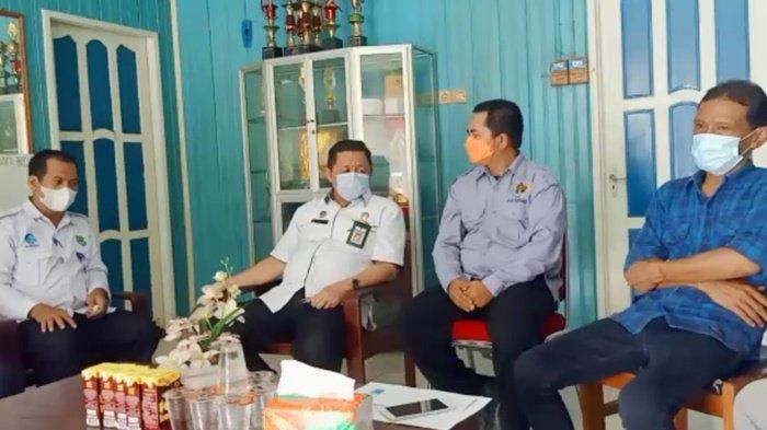 Pererat Jalinan Kemitraan, Jajaran Diskominfo Kunjungi PWI Kabupaten Kapuas