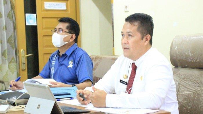 Bupati H Abdul Wahid HK Apresiasi Program SPBE dari Diskominfo Kabupaten HSU