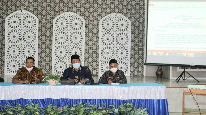 Kepala Kemenag Kapuas Minta Madrasah dan Ponpes di Kapuas Ikuti Surat Edaran Penundaan PTM