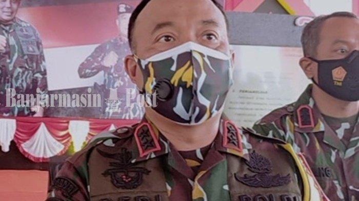 Kapolda Kalteng Minta Tim Saber PungliTingkatkan Penindakan Terhadap Pelaku