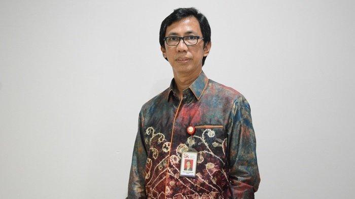 Kepala Otoritas Jasa Keuangan (OJK) Regional 9 Kalimantan, Riza Aulia Ibrahim.