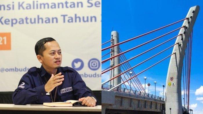 Viral Jembatan Alalak, Ombudsman RI Perwakilan Kalsel Segera Mintai Penjelasan BBPJN XI Banjarmasin