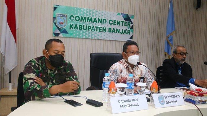 Telur 2 Ton Menumpuk di Kantor, Begini Penjelasan Kepala BPBD Kabupaten Banjar